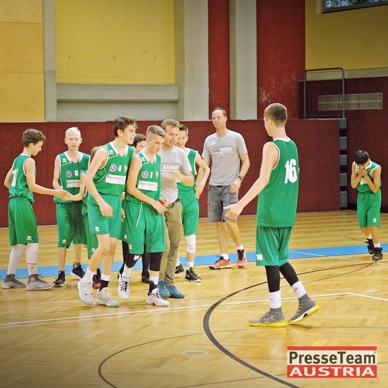 DSC 4769 KOS U14 Basketball  - Gold für KOŠ U14 Basketball