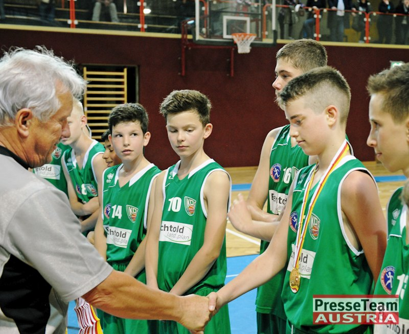 DSC 4789 KOS U14 Basketball  - Gold für KOŠ U14 Basketball