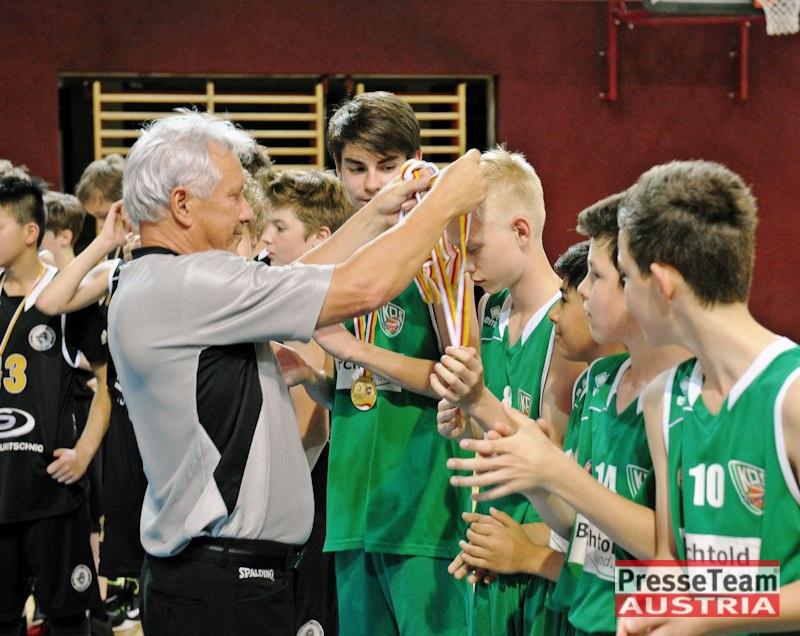DSC 4793 KOS U14 Basketball  - Gold für KOŠ U14 Basketball