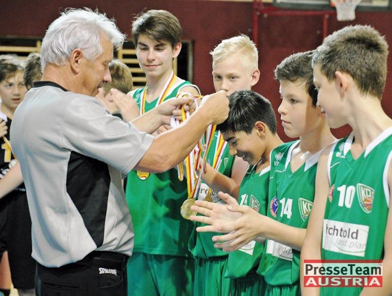 DSC 4794 KOS U14 Basketball  - Gold für KOŠ U14 Basketball