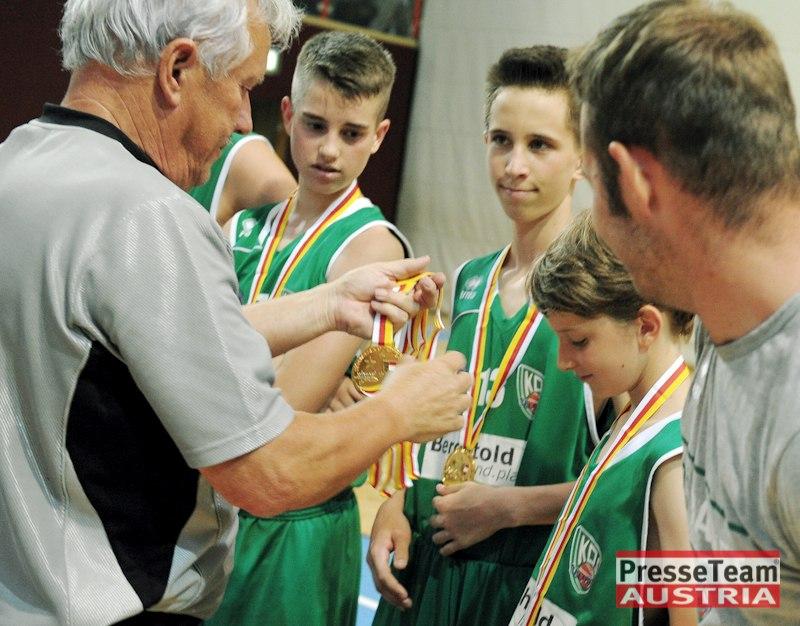 DSC 4798 KOS U14 Basketball  - Gold für KOŠ U14 Basketball