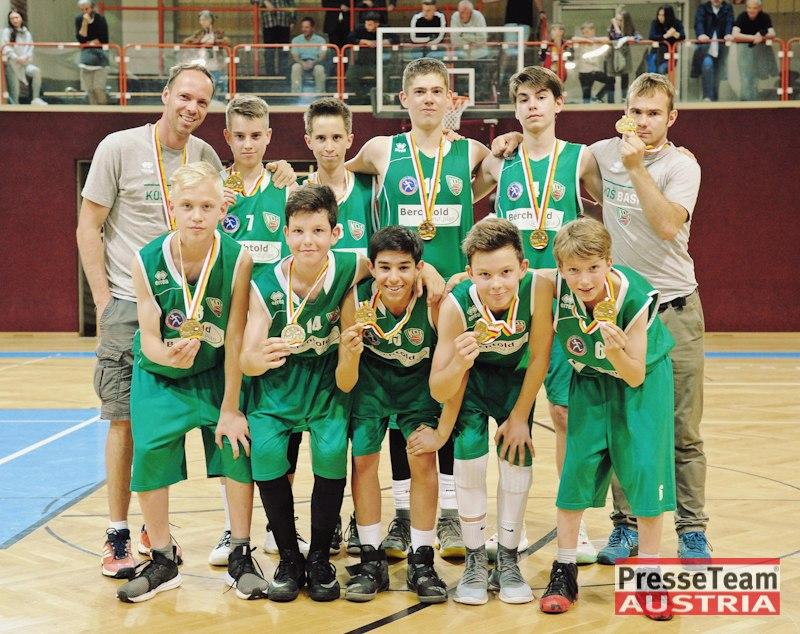 DSC 4815 KOS U14 Basketball  - Gold für KOŠ U14 Basketball