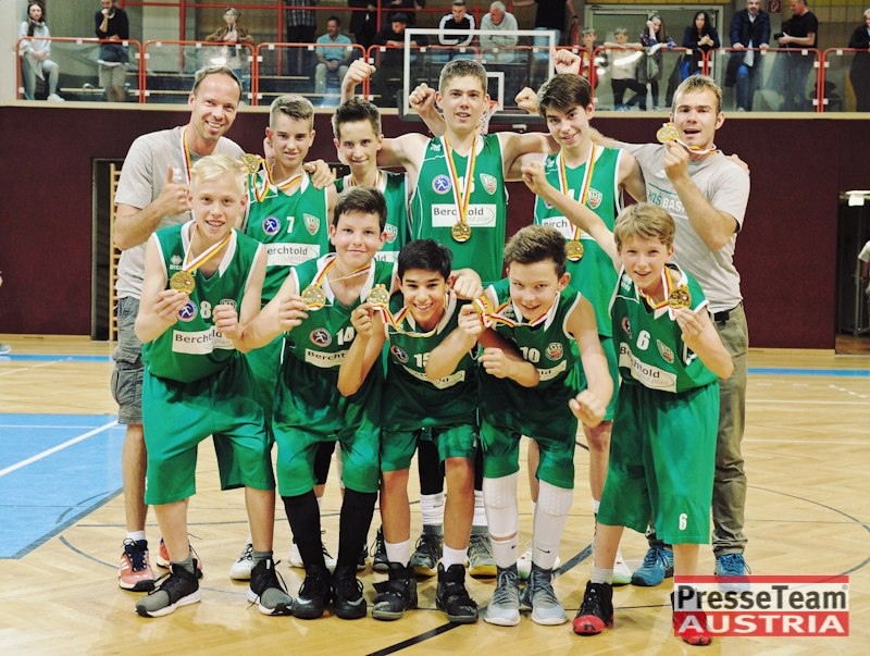 DSC 4821 KOS U14 Basketball  - Gold für KOŠ U14 Basketball