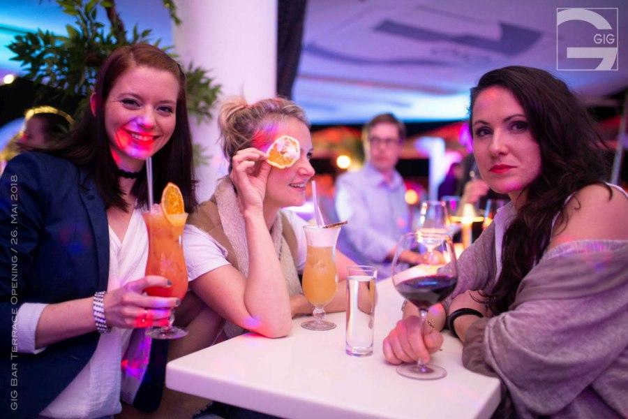 GIG Bar Klagenfurt Looping Graf News 31 - GIG Bar Terrasseneröffnung 2018