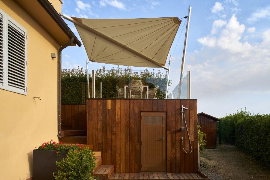 KE Kheope 3 AS Sonnensegel - Sonnensegel die jede Art von Outdoor-Bereich respektieren und aufwerten