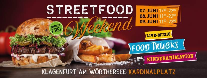 Streetfood Weekend Austria Klagenfurt Kärnten