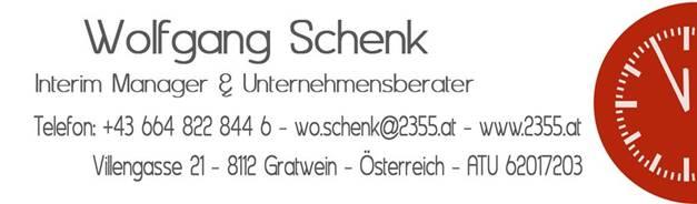 Schenk Wolfgang