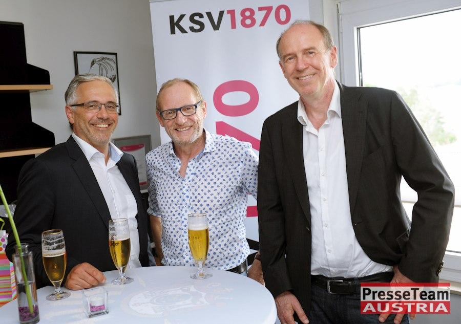 KSV Sommerfest 18 - Sommerfest des KSV 1870 Niederlassung Kärnten - Klagenfurt