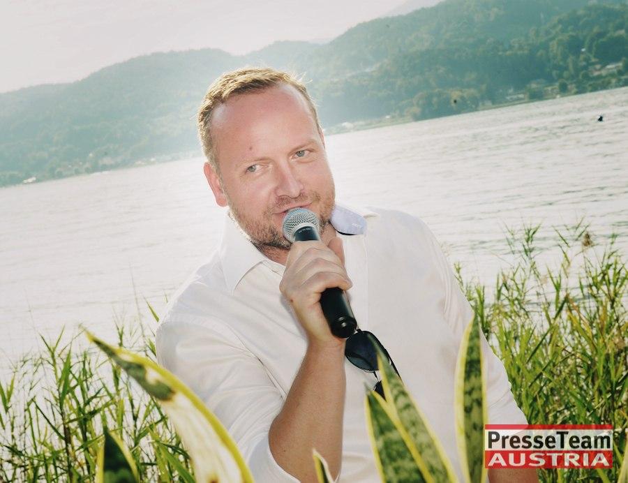 Südsee Eröffnung mit Hubert Wallner