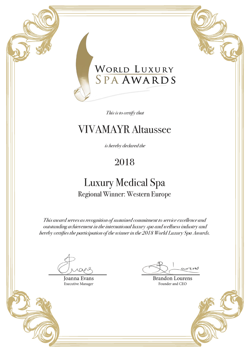 luxus spa hotel österreich