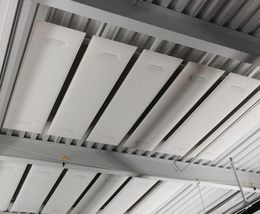 Akustikdecke für die Direktmontage an Decke oder Wand - Top 10 Akustik Büro Schallschutz Trennwände Hersteller