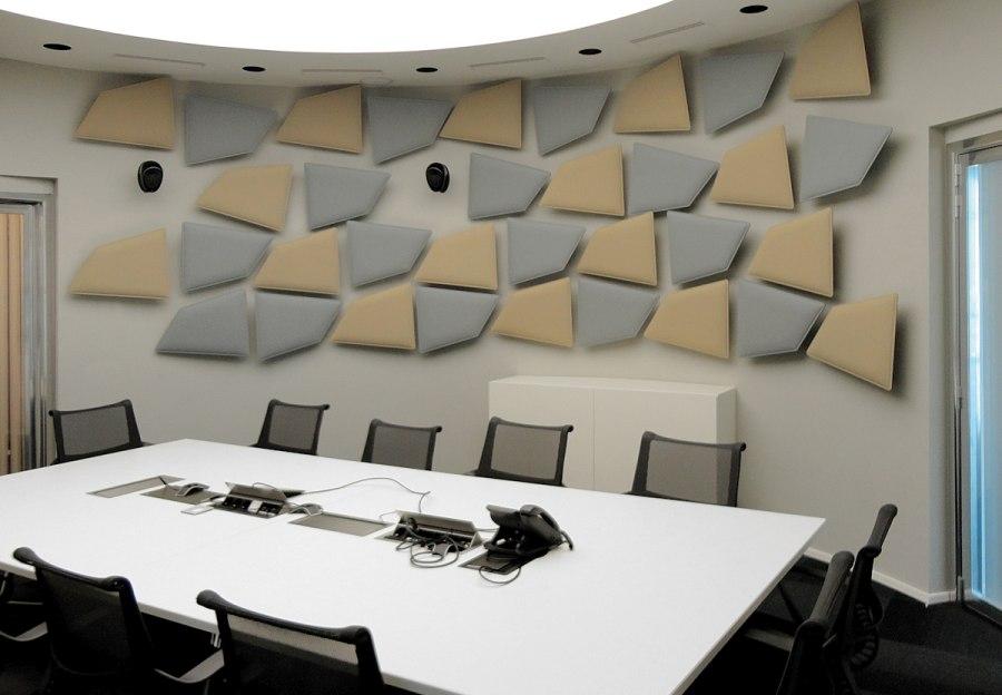 Akustikdecken Schallschluckplatten Wandabsorber - Top 10 Akustik Büro Schallschutz Trennwände Hersteller