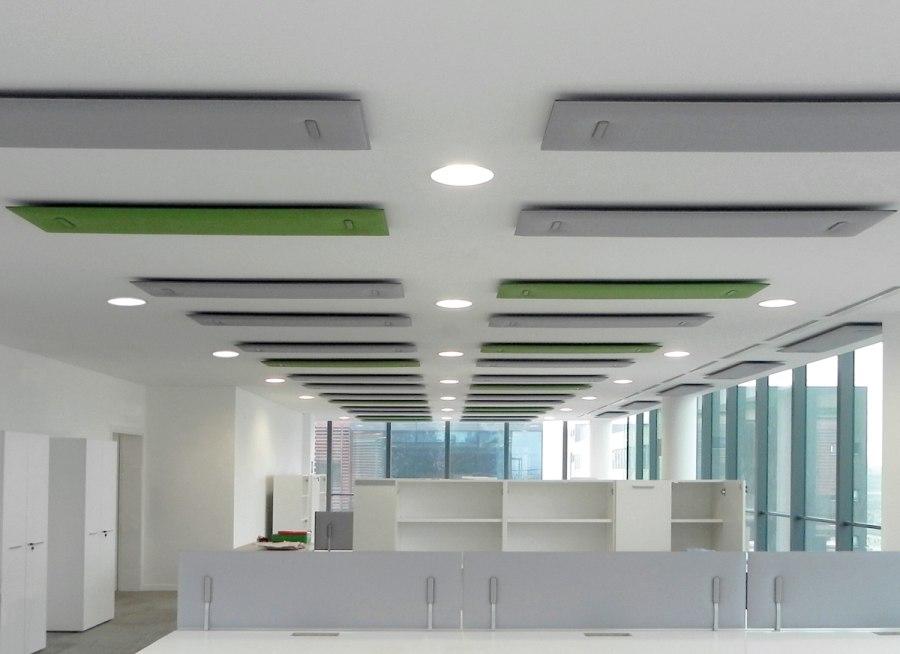 Akustikplatten Lärmschutz - Top 10 Akustik Büro Schallschutz Trennwände Hersteller
