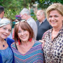 Angelica Spiehs, Anneliese Resei, Bettina Glatz-Kremsner