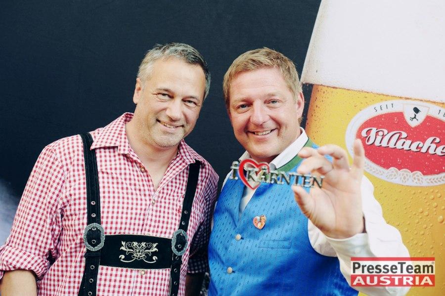 Robert Graf und Bürgermeister Günther Albel   Stadt Villach