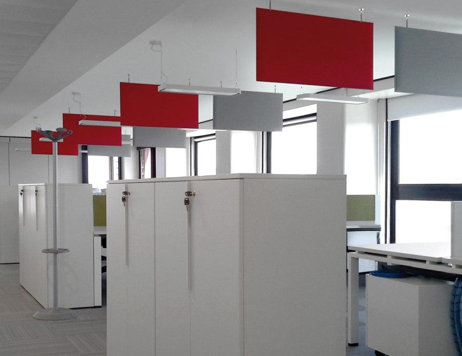 akustikplatten decke - Top 10 Akustik Büro Schallschutz Trennwände Hersteller