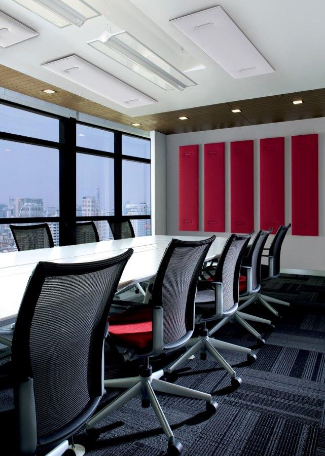 akustikplatten wandverkleidung besprechungszimmer - Top 10 Akustik Büro Schallschutz Trennwände Hersteller