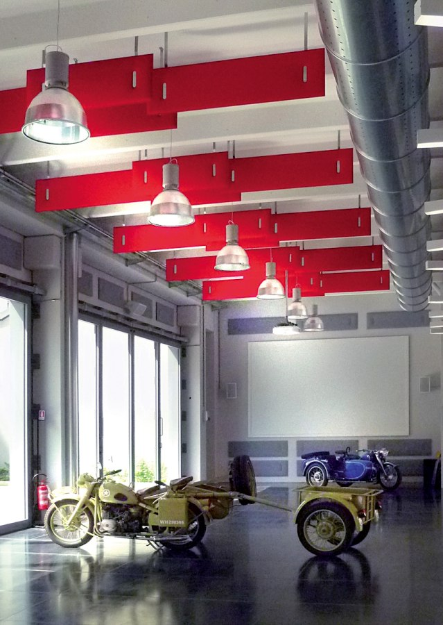 deckensegel - Top 10 Akustik Büro Schallschutz Trennwände Hersteller