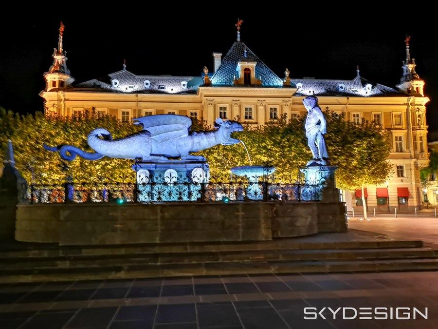 Klagenfurt am Wörthersee Klagenfurt am Wörthersee IMG 20180908 214133 - Nachtaufnahmen Klagenfurt am Wörthersee
