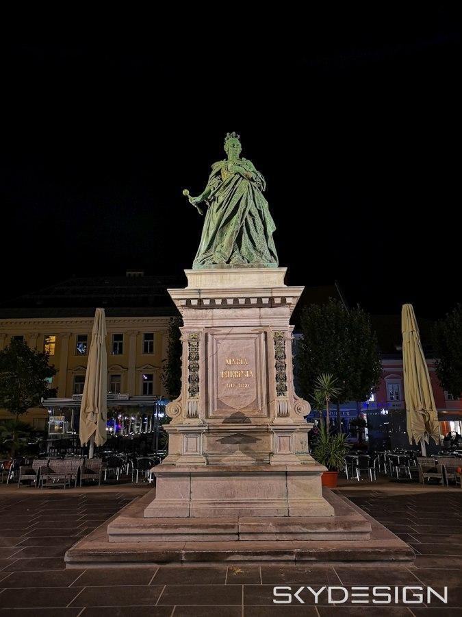 Klagenfurt am Wörthersee Klagenfurt am Wörthersee IMG 20180908 214341 - Nachtaufnahmen Klagenfurt am Wörthersee