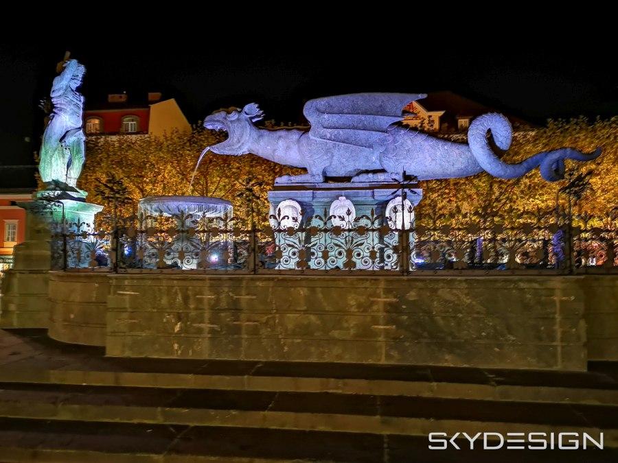 Klagenfurt am Wörthersee Klagenfurt am Wörthersee IMG 20180908 214703 - Nachtaufnahmen Klagenfurt am Wörthersee