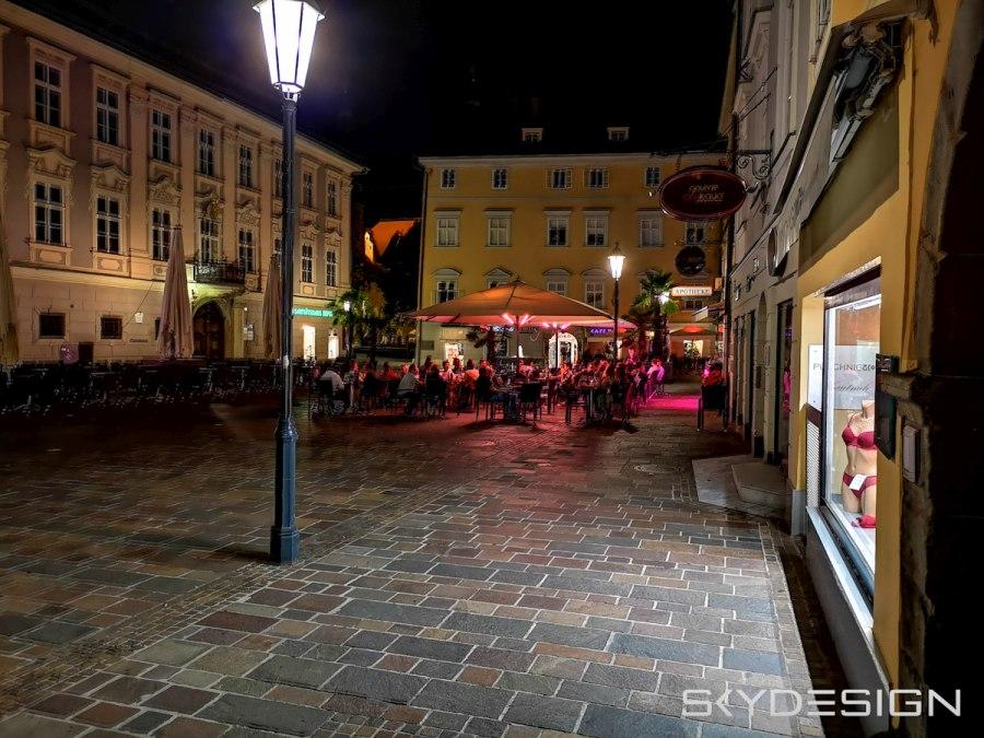 Klagenfurt am Wörthersee Klagenfurt am Wörthersee IMG 20180908 220044 - Nachtaufnahmen Klagenfurt am Wörthersee