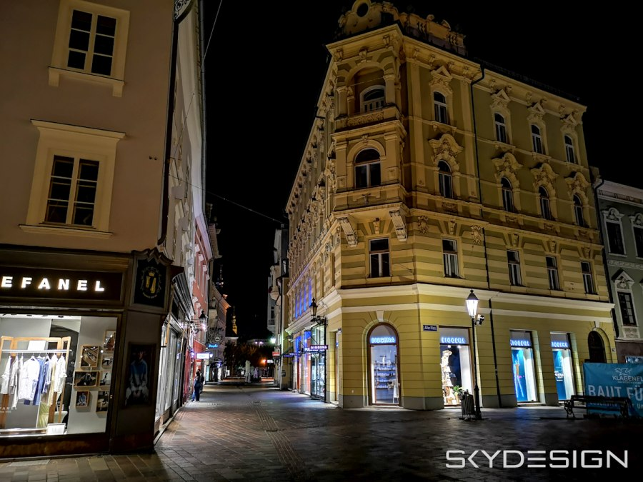Klagenfurt am Wörthersee Klagenfurt am Wörthersee IMG 20180908 220248 - Nachtaufnahmen Klagenfurt am Wörthersee