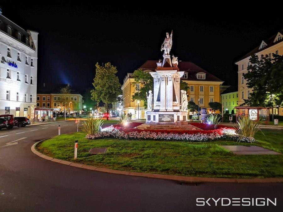 Klagenfurt am Wörthersee Klagenfurt am Wörthersee IMG 20180908 220801 - Nachtaufnahmen Klagenfurt am Wörthersee