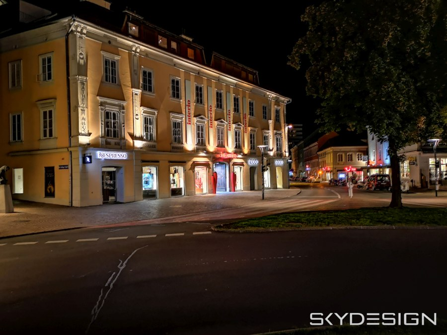Klagenfurt am Wörthersee Klagenfurt am Wörthersee IMG 20180908 221027 - Nachtaufnahmen Klagenfurt am Wörthersee