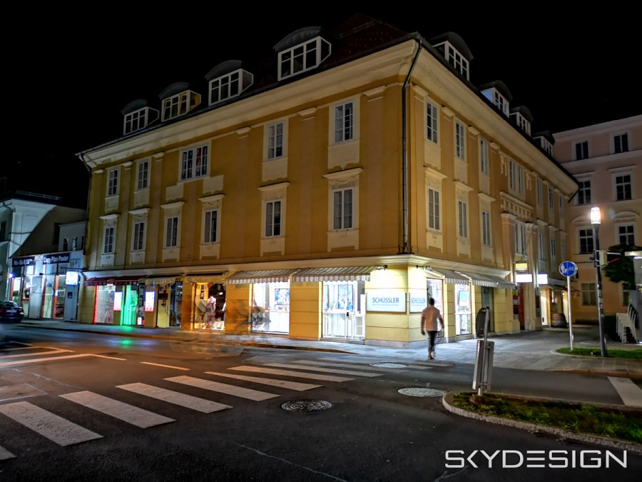 Klagenfurt am Wörthersee Klagenfurt am Wörthersee IMG 20180908 221140 - Nachtaufnahmen Klagenfurt am Wörthersee