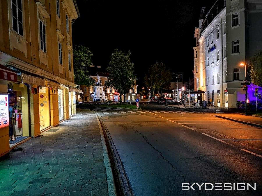 Klagenfurt am Wörthersee Klagenfurt am Wörthersee IMG 20180908 221445 - Nachtaufnahmen Klagenfurt am Wörthersee