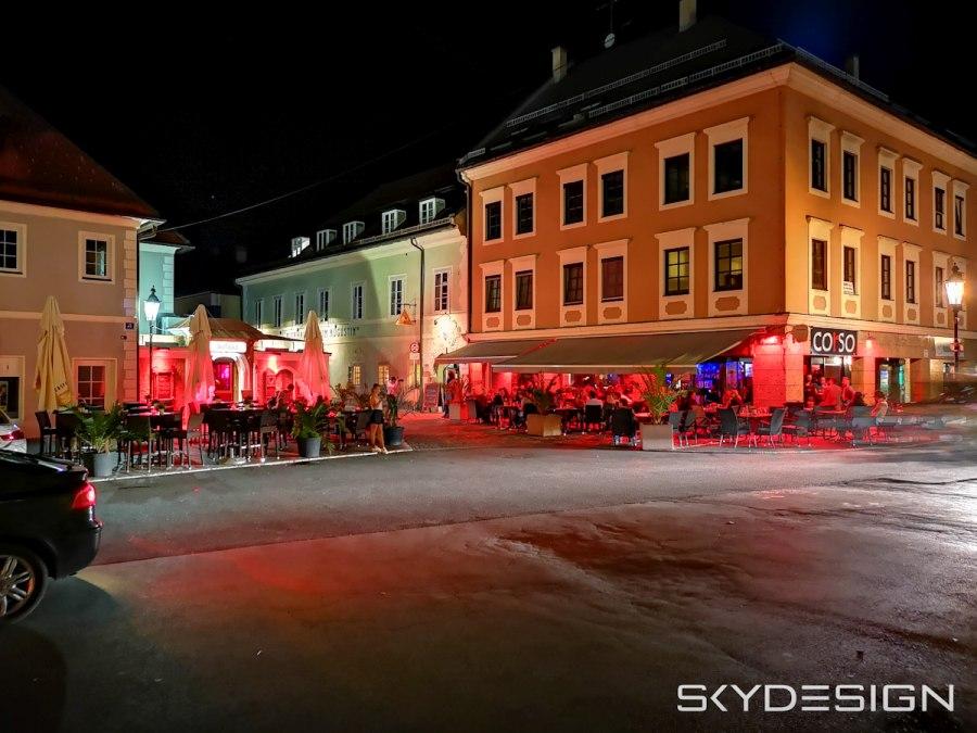 Klagenfurt am Wörthersee Klagenfurt am Wörthersee IMG 20180908 221644 - Nachtaufnahmen Klagenfurt am Wörthersee
