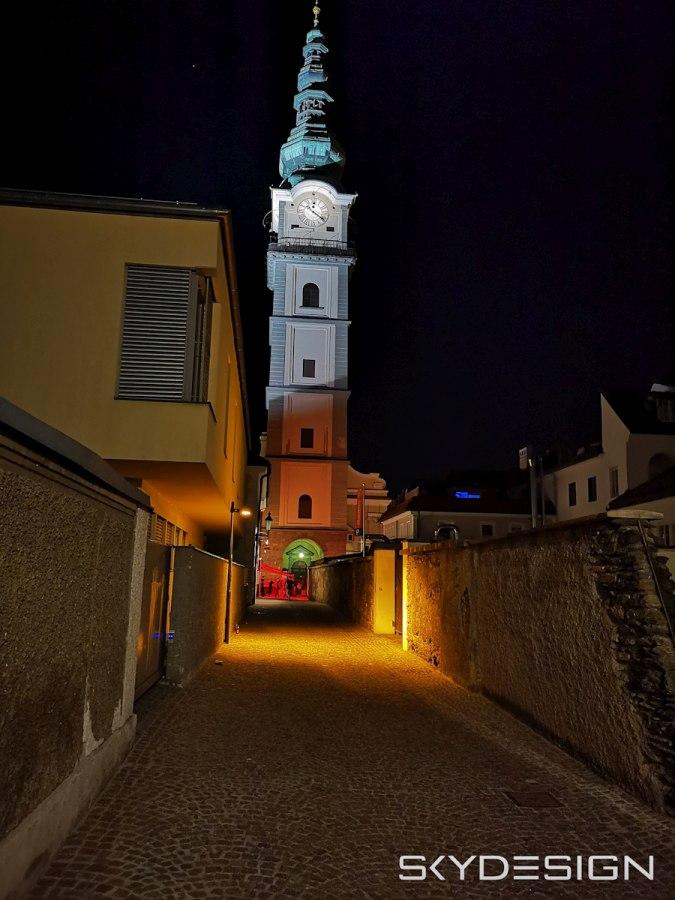 Klagenfurt am Wörthersee Klagenfurt am Wörthersee IMG 20180908 222530 - Nachtaufnahmen Klagenfurt am Wörthersee