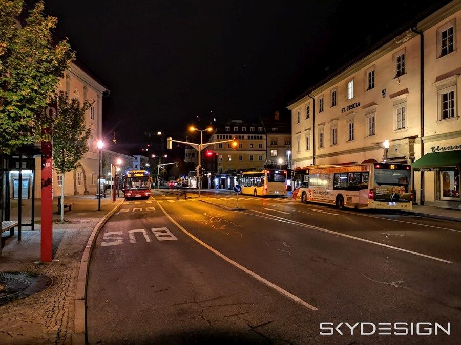 Klagenfurt am Wörthersee Klagenfurt am Wörthersee IMG 20180908 222818 - Nachtaufnahmen Klagenfurt am Wörthersee