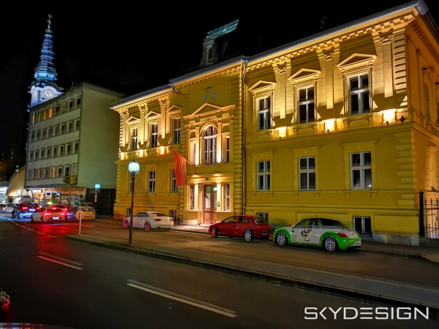 Klagenfurt am Wörthersee Klagenfurt am Wörthersee IMG 20180908 223100 - Nachtaufnahmen Klagenfurt am Wörthersee
