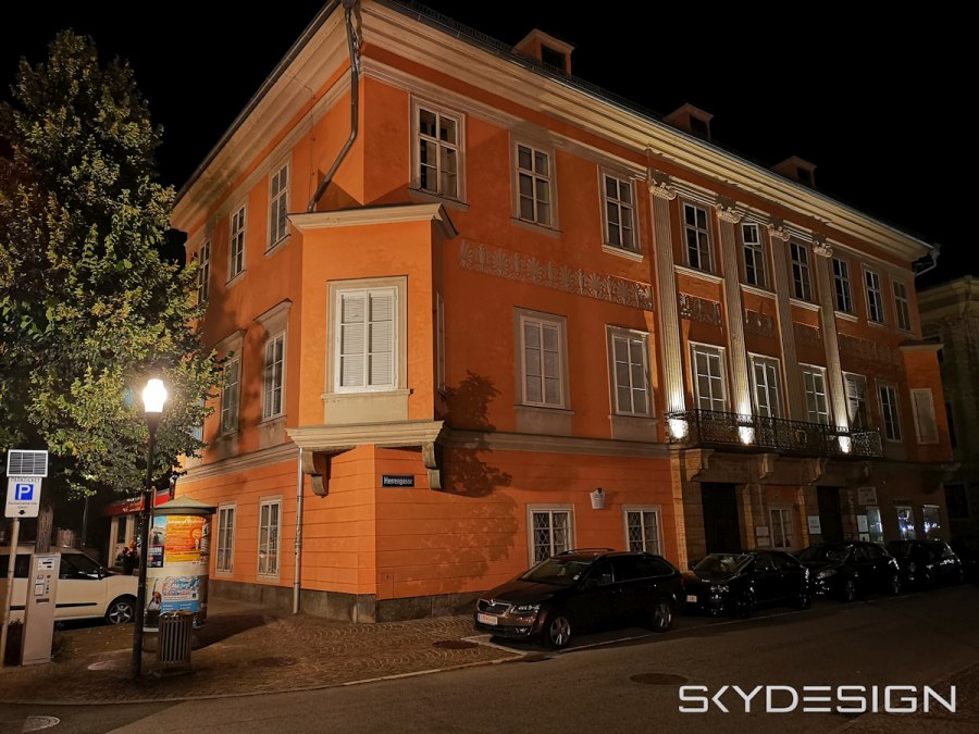 Klagenfurt am Wörthersee Klagenfurt am Wörthersee IMG 20180908 225814 - Nachtaufnahmen Klagenfurt am Wörthersee