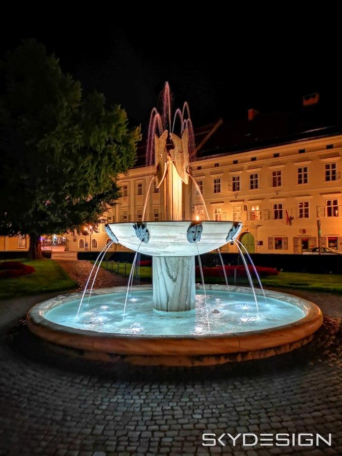 Klagenfurt am Wörthersee Klagenfurt am Wörthersee IMG 20180908 230304 - Nachtaufnahmen Klagenfurt am Wörthersee