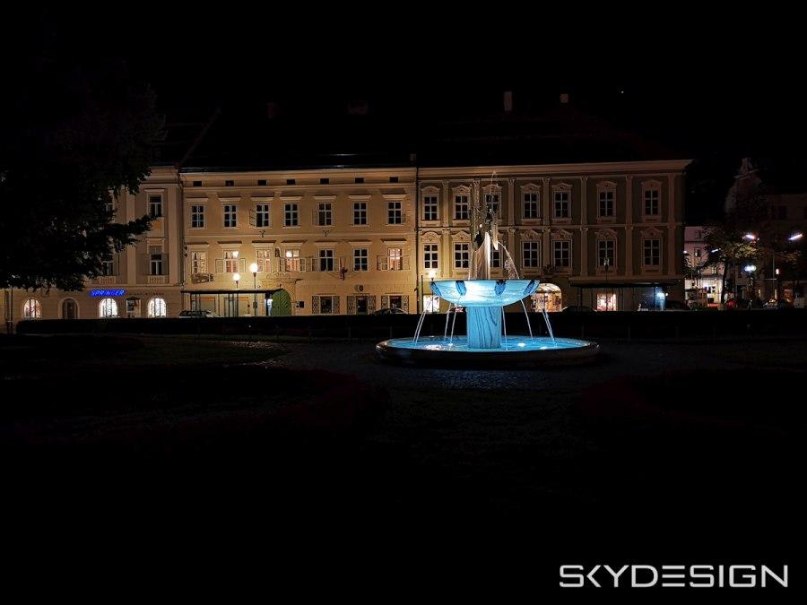 Klagenfurt am Wörthersee Klagenfurt am Wörthersee IMG 20180908 230429 - Nachtaufnahmen Klagenfurt am Wörthersee