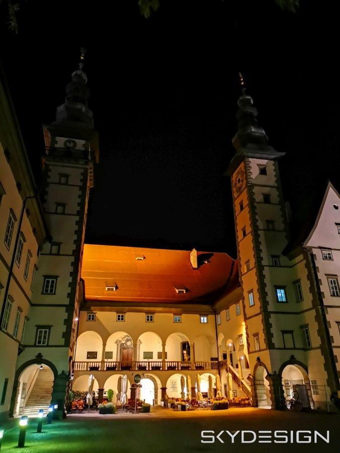 Klagenfurt am Wörthersee Klagenfurt am Wörthersee IMG 20180908 231005 - Nachtaufnahmen Klagenfurt am Wörthersee