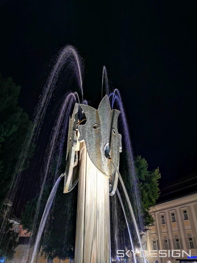Klagenfurt am Wörthersee Klagenfurt am Wörthersee IMG 20180908 232030 - Nachtaufnahmen Klagenfurt am Wörthersee