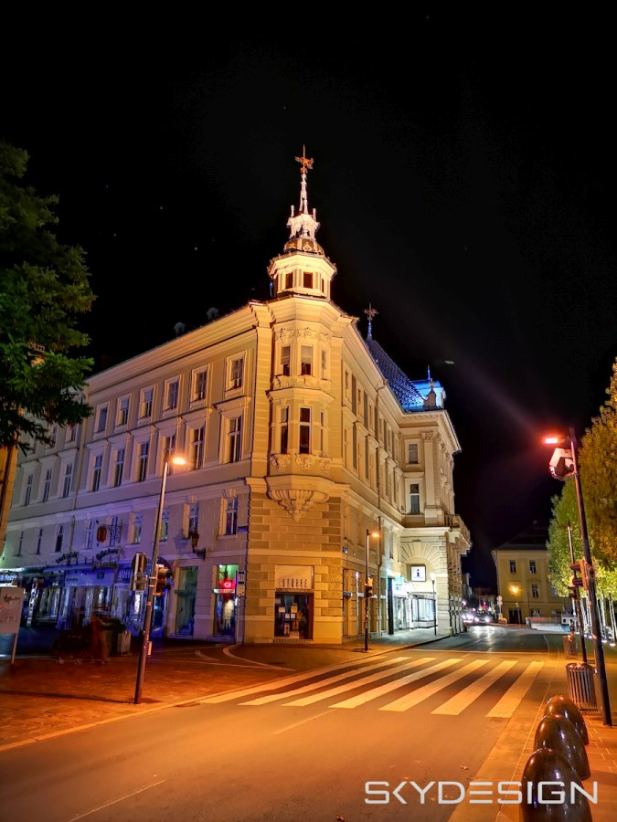 Klagenfurt am Wörthersee Klagenfurt am Wörthersee IMG 20180908 232239 - Nachtaufnahmen Klagenfurt am Wörthersee