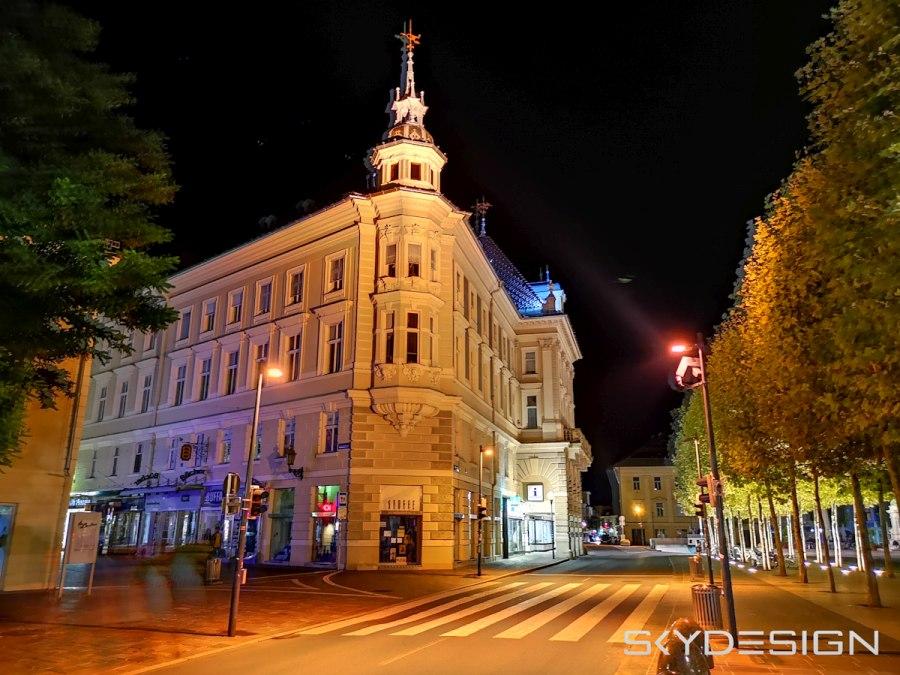 Klagenfurt am Wörthersee Klagenfurt am Wörthersee IMG 20180908 232321 - Nachtaufnahmen Klagenfurt am Wörthersee