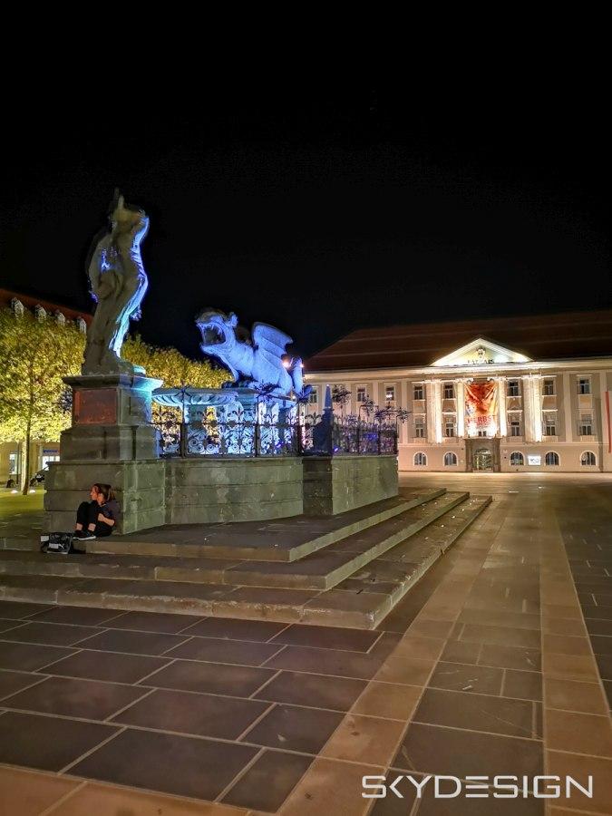 Klagenfurt am Wörthersee Klagenfurt am Wörthersee IMG 20180908 232855 - Nachtaufnahmen Klagenfurt am Wörthersee
