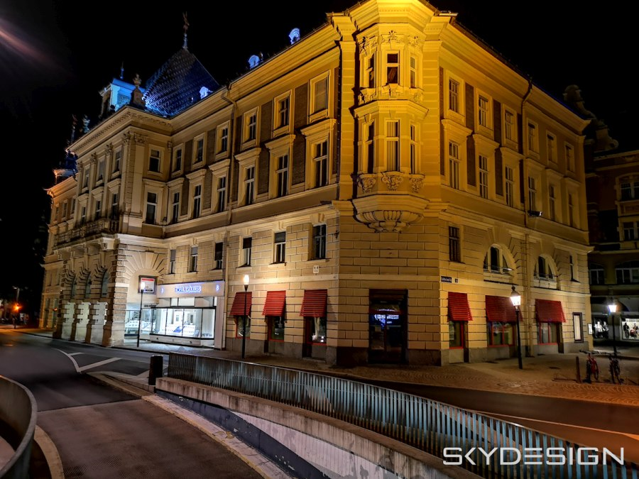 Klagenfurt am Wörthersee Klagenfurt am Wörthersee IMG 20180908 234012 - Nachtaufnahmen Klagenfurt am Wörthersee