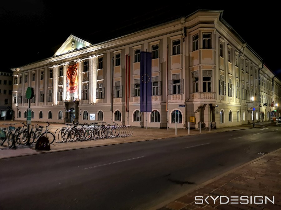 Klagenfurt am Wörthersee Klagenfurt am Wörthersee IMG 20180908 235326 - Nachtaufnahmen Klagenfurt am Wörthersee