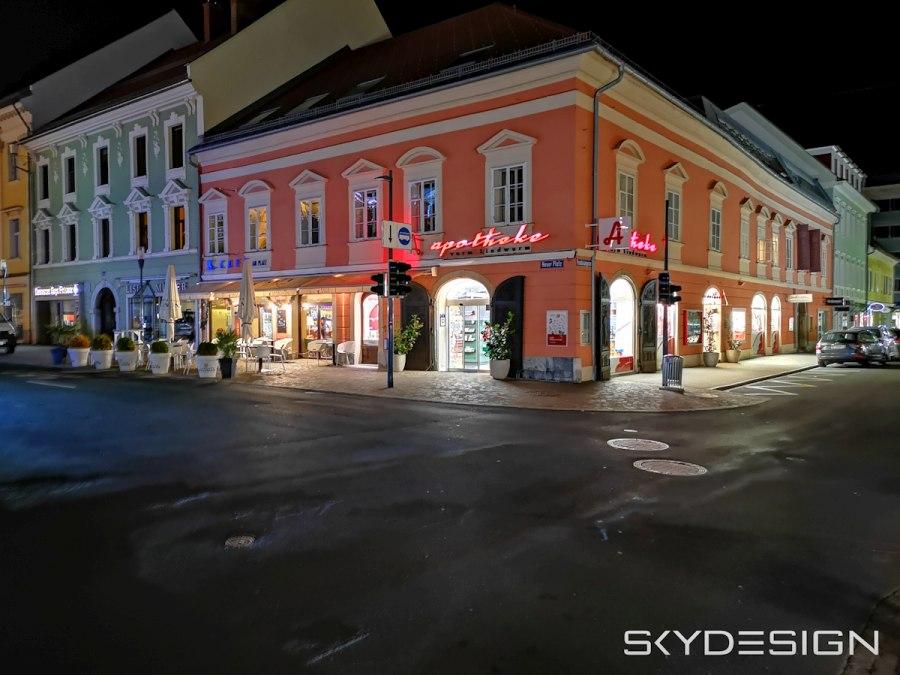 Klagenfurt am Wörthersee Klagenfurt am Wörthersee IMG 20180909 000018 - Nachtaufnahmen Klagenfurt am Wörthersee