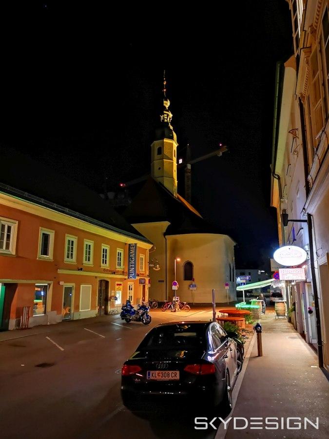 Klagenfurt am Wörthersee Klagenfurt am Wörthersee IMG 20180909 001026 - Nachtaufnahmen Klagenfurt am Wörthersee