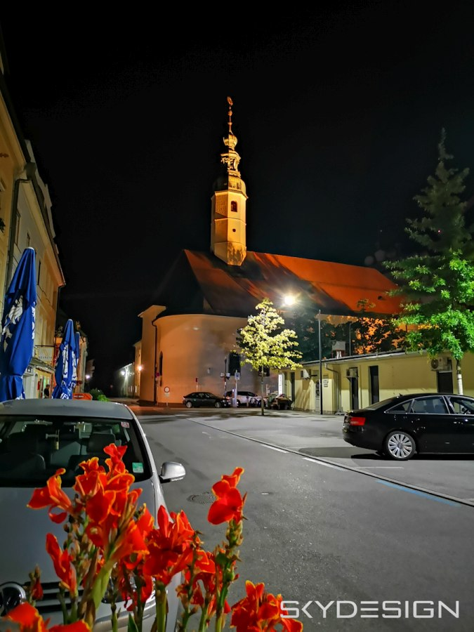 Klagenfurt am Wörthersee Klagenfurt am Wörthersee IMG 20180909 001355 - Nachtaufnahmen Klagenfurt am Wörthersee