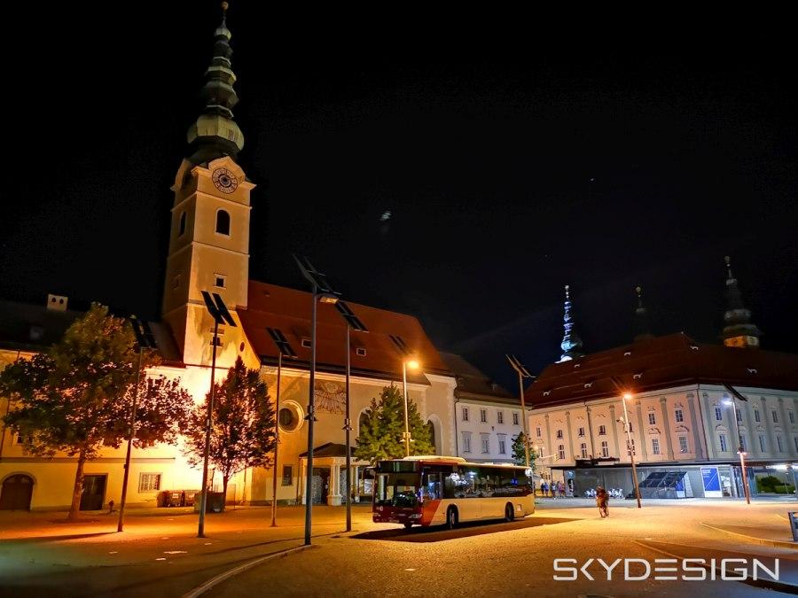 Klagenfurt am Wörthersee Klagenfurt am Wörthersee IMG 20180909 002543 - Nachtaufnahmen Klagenfurt am Wörthersee