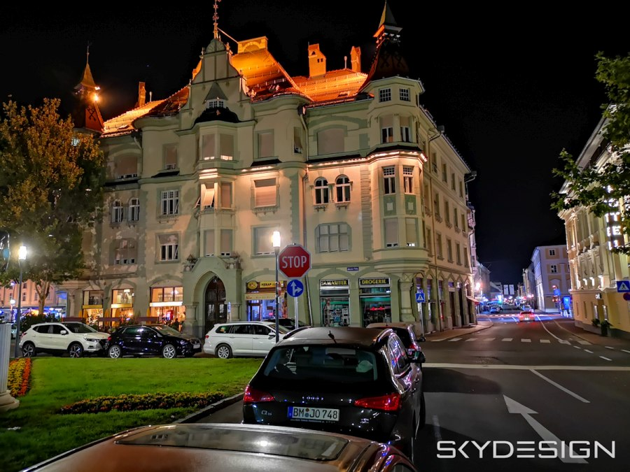 Klagenfurt am Wörthersee Klagenfurt am Wörthersee IMG 20180909 002810 - Nachtaufnahmen Klagenfurt am Wörthersee